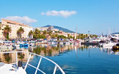 Ajaccio, Corse, Corsica