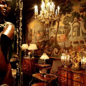 Antibes, Antiques Fair – Salon des Antiquaires