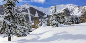 Auron, Chapelle of Saint-Erige