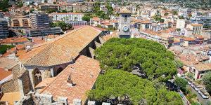 Cannes, Eglise Notre Dame de l'Espérance