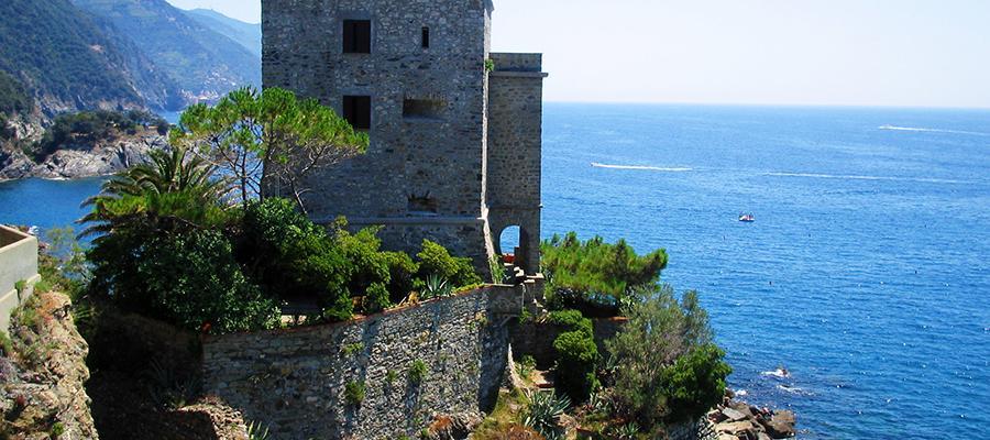 Castle of Monterosso, Cinque Terre