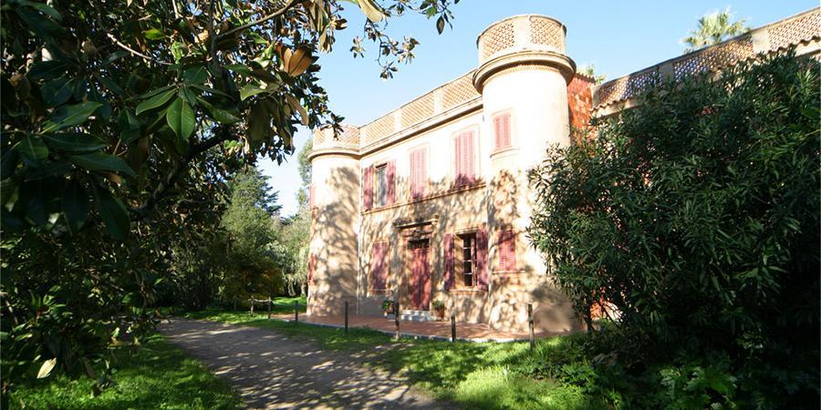 Château de la Moutte, Saint-Tropez