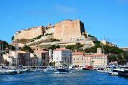 Citadelle de Bonifacio, Corse,Corsica