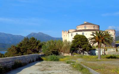 Citadelle de Saint Florent, Corse, Corsica