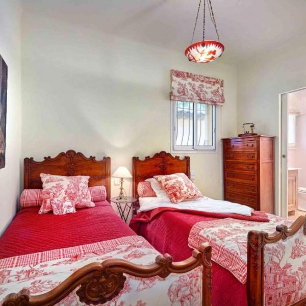 Culinary legend's Julia Child's house - Another Bedroom