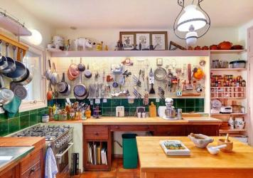 Culinary legend's Julia Child's house in Provence is for sale