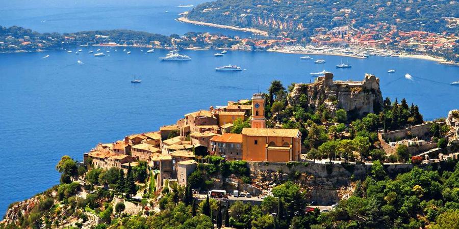 Eze Village, French Riviera