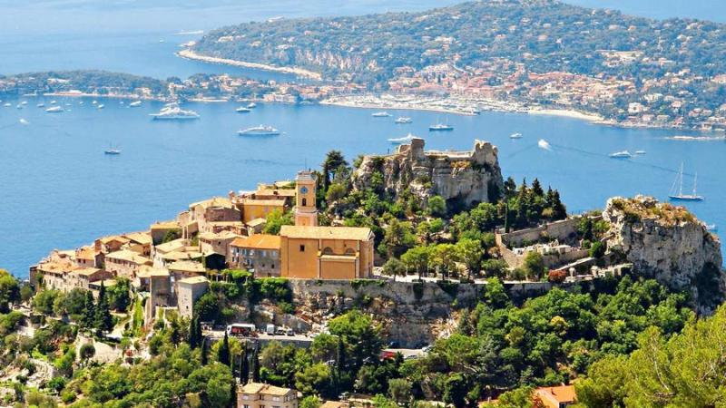 Eze Village, French Riviera
