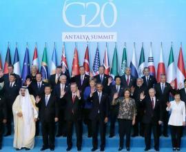 G20 leaders convene to condemn Paris terror and narrow Syria divide