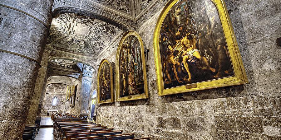 Grasse, La Cathédrale Notre Dame du Puy