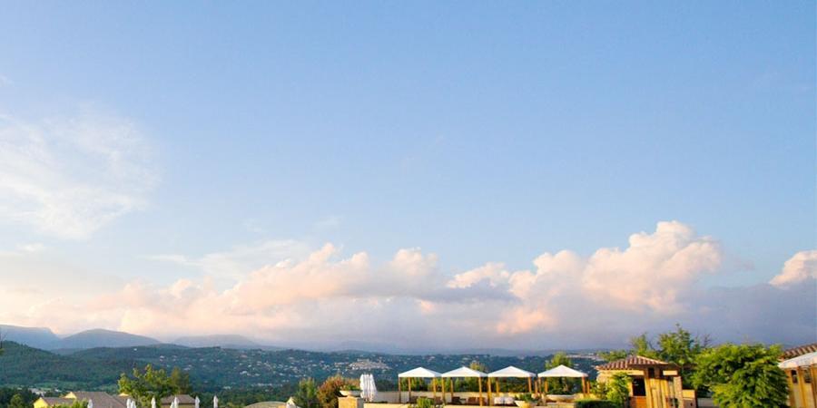 Grasse, Terre Blanche Hôtel-Spa-Golf Resort