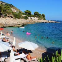 La Spiaggetta dell Balzi Rossi Beach, Ventimiglia