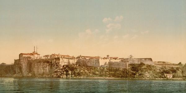 Lerins Islands, Île Sainte Marguerite