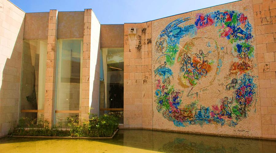 Museu Marc Chagall em Nice