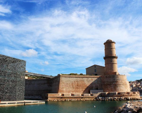 Museum of European and Mediterranean Civilisations and Fort Saint-Jean, Marseille