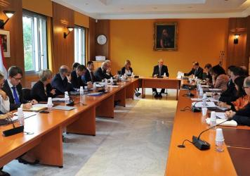 First meeting of the Industry Observatory in the presence of Government of Monaco