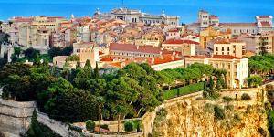 Monaco, La Rocher, Prince's Palace