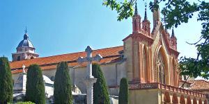 Monastère de Cimiez, Nice