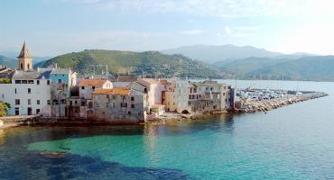 Old Town of Saint-Florent, Corsica