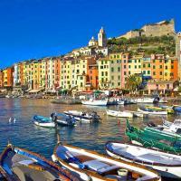 Portovenere, Spezia, Liguria