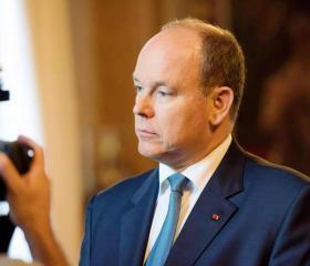 Prince Albert of Monaco sends condolences to Paris