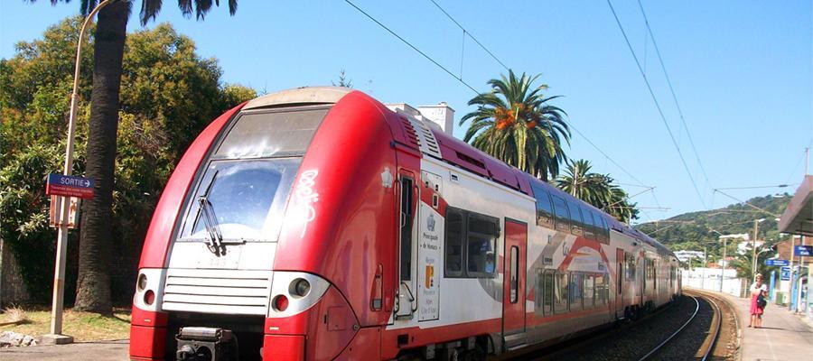 SNCF TER PACA Train