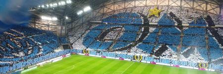 Stade Vélodrome, Marseille, France