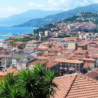 Ventimiglia, Ligurian Coast, Italy