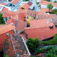Ventimiglia, Old Town Roofs