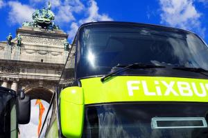 FlixBus, Paris, France