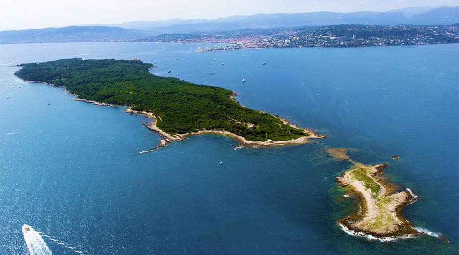 Sainte Marguerite Island · Îles de Lérins · Côte d\'Azur