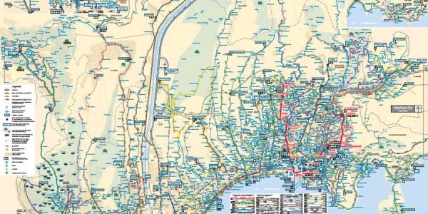 Lignes D Azur 183 Tram Shuttle And Bus Route Maps